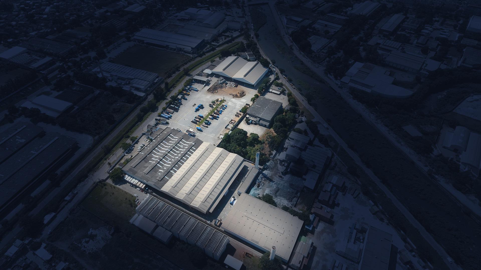 Centro de Reciclagem Rio